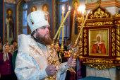 Епископ Бирский и Белорецкий Спиридон простился с салаватской паствой