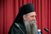 Сербский иерарх выразил поддержку Украинской Православной Церкви