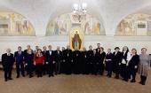 Состоялось первое заседание Церковно-общественного совета по развитию русского церковного пения
