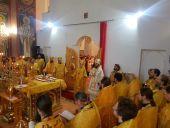 Епископ Бирский Спиридон прибыл к месту служения