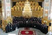 Митрополит Астанайский Александр возглавил итоговое епархиальное собрание Астанайской и Алма-Атинской епархии