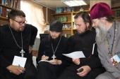 В Екатеринбурге стартовали первые курсы повышения квалификации по социальной работе для приходских священников