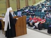 Патриарший наместник Московской епархии принял участие в VIII Подмосковном форуме «Медицина и Православие»