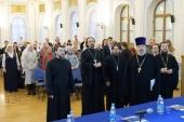 В Северной столице прошел V Санкт-Петербургский форум «Милосердие»