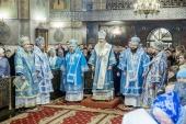 В Кемерове прошли торжества по случаю 25-летия учреждения Кемеровской епархии
