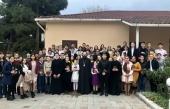 Архиепископ Пятигорский Феофилакт посетил Туркменистан