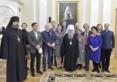Глава Санкт-Петербургской митрополии удостоил наград участников проекта «Храм78»