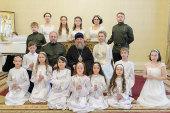 В духовно-культурном центре Казахстанского митрополичьего округа прошел спектакль, посвященный подвигу Царственных страстотерпцев