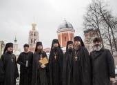 Высоко-Петровский монастырь стал лауреатом премии «Московская реставрация — 2018»