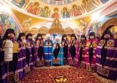 Состоялась хиротония архимандрита Дионисия (Пилипчука) во епископа Переяслав-Хмельницкого, викария Киевской епархии