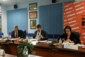 Состоялось заседание Экспертного совета по направлению «Информационная деятельность» конкурса «Православная инициатива»