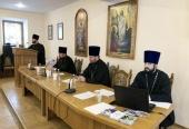 В Киево-Печерской лавре состоялось собрание представителей епархиальных юридических отделов Украинской Православной Церкви