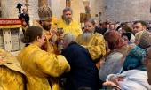 В праздник святителя Николая Чудотворца председатель ОВЦС совершил Литургию в Бари