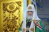 Слово Святейшего Патриарха Кирилла после Литургии в Николо-Угрешском монастыре в день памяти святителя Николая Чудотворца