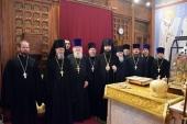 Духовенство Венской епархии и приходов Московского Патриархата в Италии выразило поддержку решениям Священного Синода в связи с антиканоническими действиями Константинополя на Украине