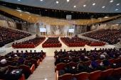 Святейший Патриарх Кирилл: Проблема кризиса священнических семей нуждается в осмыслении