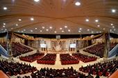Святейший Патриарх Кирилл: «Нападки на храмы послужили поводом к еще большему сплочению их общин»