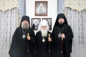 Синод Среднеазиатского митрополичьего округа выступил с заявлением в связи с неканоническими действиями Константинопольского Патриархата на Украине