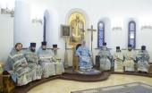 Состоялись торжества по случаю престольного праздника Зачатьевского ставропигиального монастыря