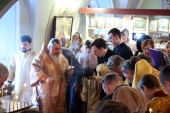 Архиепископ Соликамский и Чусовской Зосима совершил панихиду по погибшим шахтерам