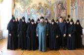 Межведомственная комиссия по вопросам образования монашествующих провела в Серафимо-Дивеевском монастыре аттестацию насельниц
