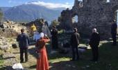 На острове святителя Николая Чудотворца в Турции совершено богослужение