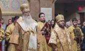 Предстоятель Православной Церкви в Америке возглавил престольный праздник Патриаршего собора в Нью-Йорке