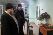 В храмах Соликамской епархии семьям погибшим оказывают духовную поддержку