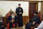 Секретарь ОВЦС по межхристианским отношениям посетил Индию