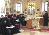 Совет Русской духовной миссии в Иерусалиме выразил поддержку действиям Святейшего Патриарха Кирилла и решению Священного Синода о прекращении евхаристического общения с Константинопольским Патриархатом
