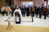 В Анкаре совершено поминальное богослужение по убиенному послу России в Турции А.Г. Карлову