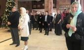 В Посольстве Российской Федерации в Анкаре отслужена Литургия