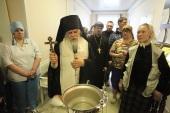 Вышла в свет книга председателя Синодального отдела по благотворительности епископа Орехово-Зуевского Пантелеимона «Больничный священник»