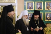Назначен новый викарный епископ Святейшего Патриарха Кирилла, а также викарные архиереи Омской и Барнаульской епархий
