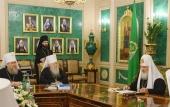 Утвержден новый состав Издательского Совета Русской Православной Церкви