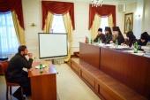 Межведомственная комиссия по вопросам образования монашествующих посетила Казанскую епархию