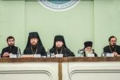 В Санкт-Петербургской духовной академии прошли заседания Ученого совета и Общего собрания преподавателей