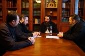 В Магнитогорской епархии создан штаб помощи пострадавшим при взрыве газа в многоквартирном доме Магнитогорска