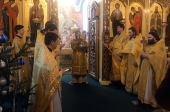 Делегация Православного комитета КНДР посетила Приамурскую митрополию