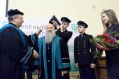 Митрополит Санкт-Петербургский Варсонофий удостоен звания почетного доктора Санкт-Петербургского политехнического университета