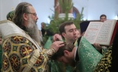 Иеромонах Леонид (Солдатов), избранный епископом Алапаевским и Ирбитским, возведен в сан архимандрита