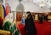 Состоялось наречение архимандрита Леонида (Солдатова) во епископа Алапаевского и архимандрита Зосимы (Балина) во епископа Азовского