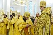 Игумен Зосима (Балин), избранный викарием Омской епархии, возведен в сан архимандрита