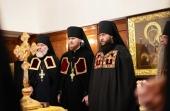 Слово архимандрита Зосимы (Балина) при наречении во епископа Азовского, викария Омской епархии