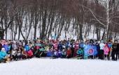 В Салаватской епархии состоялось ежегодное епархиальное лыжное соревнование