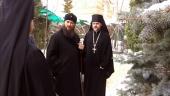 Новоназначенный глава Волгоградской митрополии прибыл в Волгоград