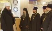 Новоназначенный глава Приморской митрополии прибыл во Владивосток