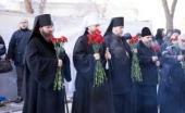 На 9-й день трагедии в Магнитогорске глава Челябинской митрополии совершил панихиду по погибшим