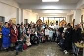Воскресенская община Русской Православной Церкви в Сеуле отметила праздник Рождества Христова