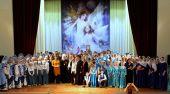 Фестиваль «Рождественская овация» в восьмой раз прошел в Башкортостанской митрополии